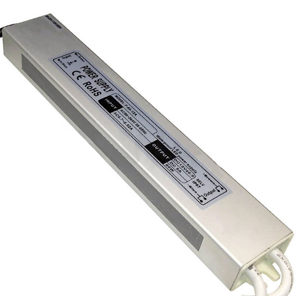 Блок питания BIOM FTR-60 60Вт 12В 5А Алюминий IP67 Стандарт