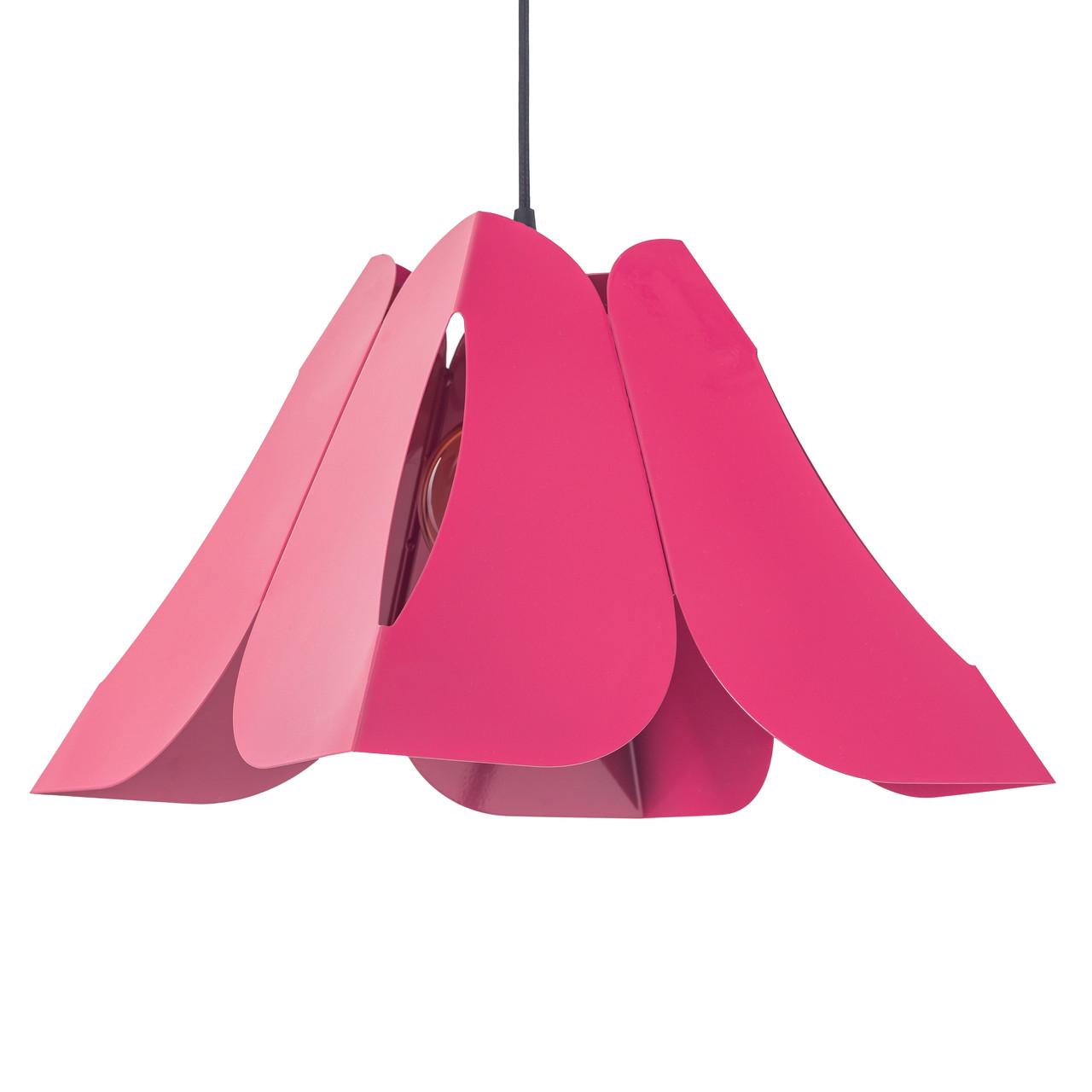 Потолочный подвесной светильник Atma Light серии Fleur P350 Magenta