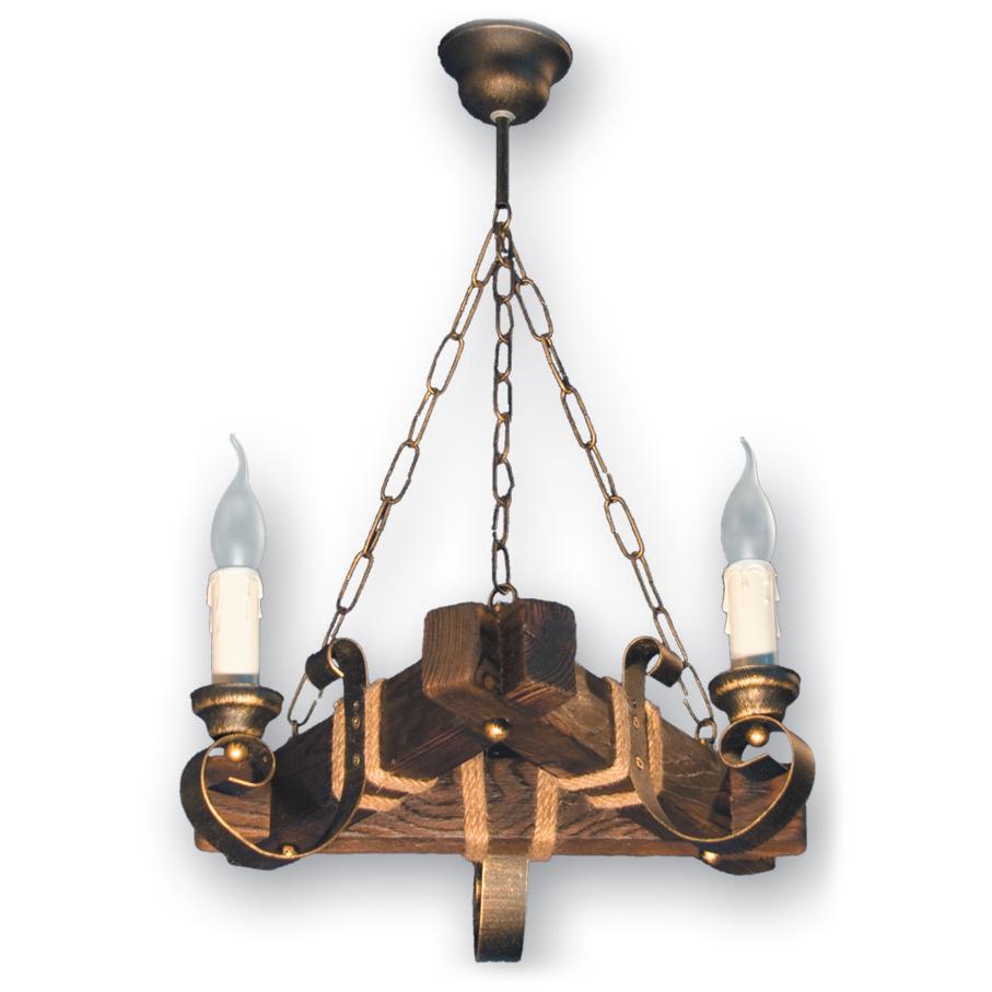 Люстра підвісна 3 свічки Е14 серії Venza 180523