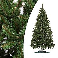 Штучна різдвяна ялина НОРВЕГІЯ зелена 180 см, фото 1