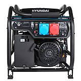 Генератор HYUNDAI HHY 10050FE-Т, фото 3