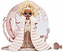 Кукла ЛОЛ lol  NYE Queen OMG Holiday Праздничная Леди 2021 L.O.L. Surprise 576518, фото 2