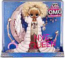 Кукла ЛОЛ lol  NYE Queen OMG Holiday Праздничная Леди 2021 L.O.L. Surprise 576518, фото 3