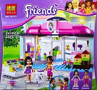 Конструктор Bela Friends 10171( аналог lego  241 деталей  )