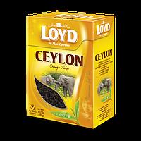Черный чай листовой Loyd Ceylon 80 g