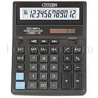 Калькулятор CITIZEN 888, двойное питание