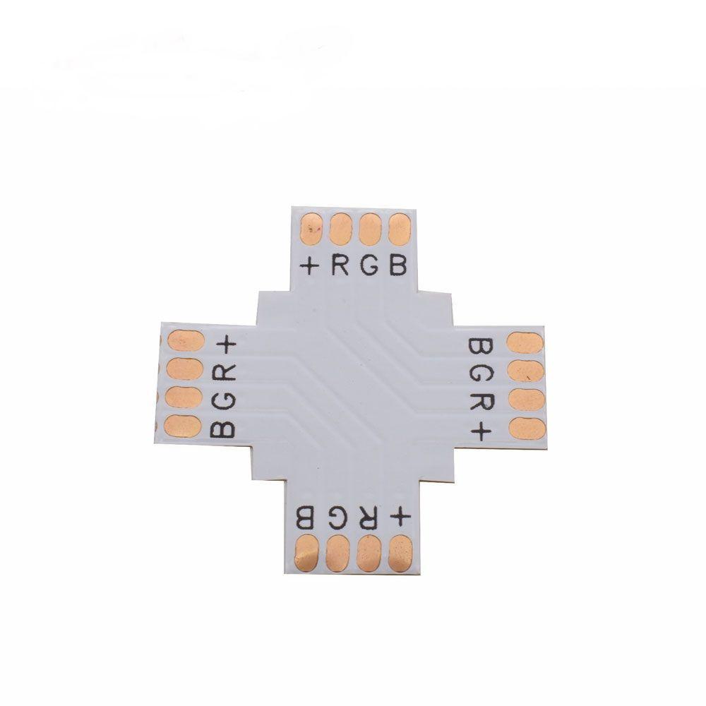 Конектор PROLUM SMD5050 RGB -十