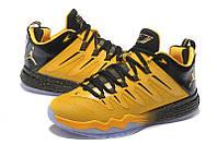 Баскетбольные кроссовки Nike Air Jordan CP3.IX 9 желтые