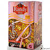 Черный чай RANDY «Розовый сапфир» Граф Грей BOPF 2г*20 пакет-конвертов
