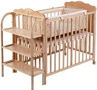 Детская кроватка Happy Dino LMY624HN - G426