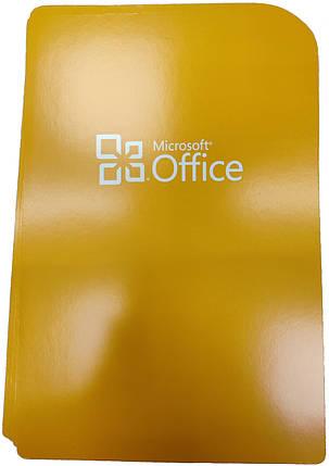 Офісне додаток Microsoft Office Home and Business 2010 32/64Bit Russian DVD (T5D-00412) карта, фото 2