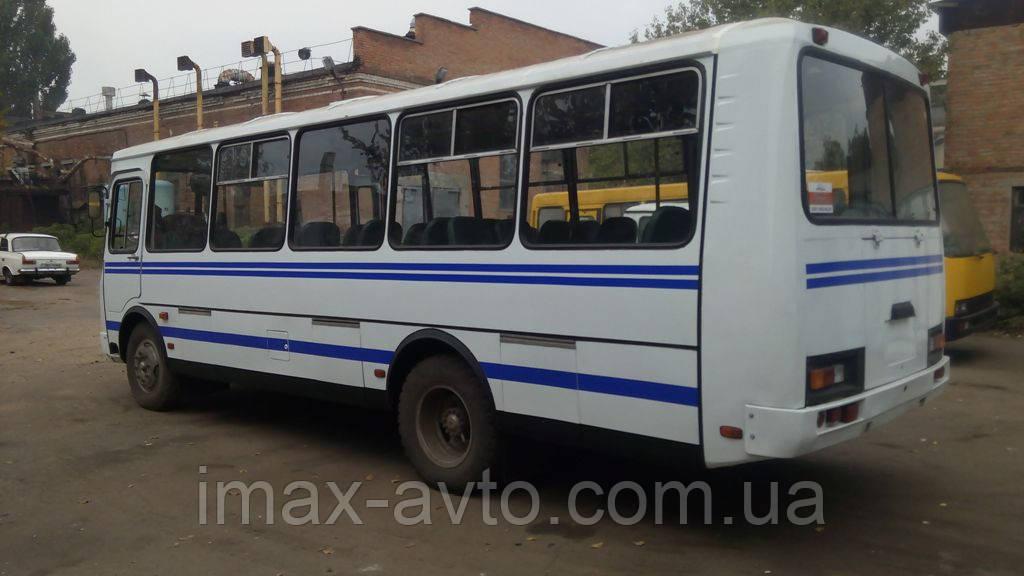 Кузовной ремонт автобусов ПАЗ 4234
