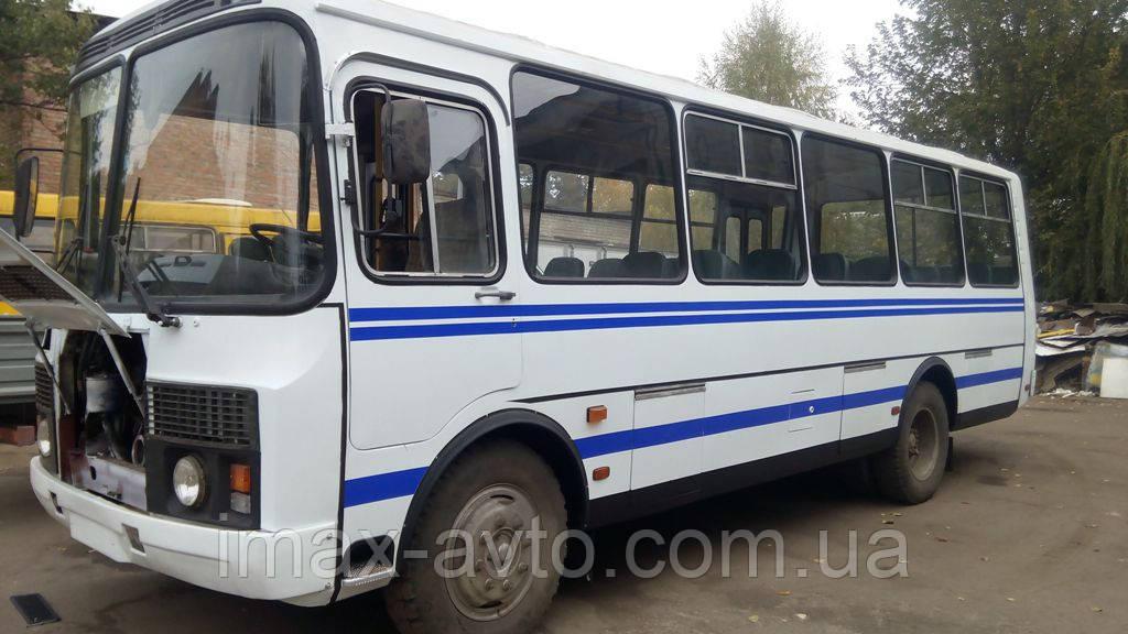 Капитальный ремонт автобусов ПАЗ 4234
