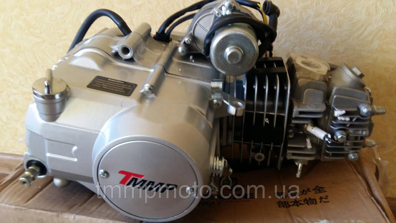Двигун Дельта / Альфа -125 сс 54мм ТММР Racing алюмінієвий циліндр механіка NEW