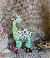 Жирафик заготовка для декупажа и декора