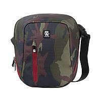 Сумка для DSLR камеры и планшета Crumpler Quick Escape 800 (camouflage), QE800-005