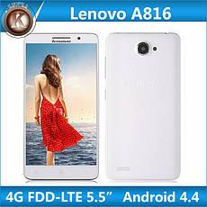 Смартфон ORIGINAL Lenovo A816 (White) Гарантия 1 Год!, фото 3