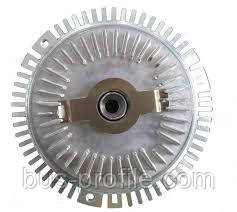 Муфта вентилятора на MB Sprinter 2.2, 2.7 Cdi 2000-2006 — Rotweiss (Турция) — 0002005822