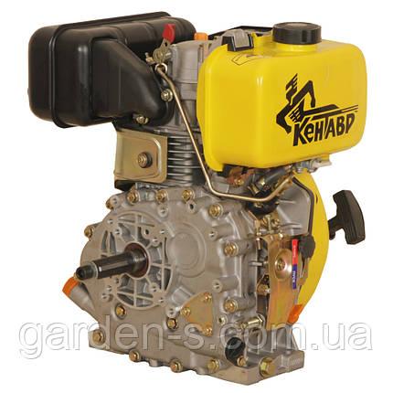 Дизельный двигатель Кентавр ДВС-300ДЭ 6 лс (с электростартером), фото 2