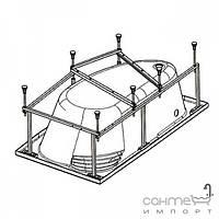 Ванны Balteco Каркас для ассиметричной/угловой ванны Balteco