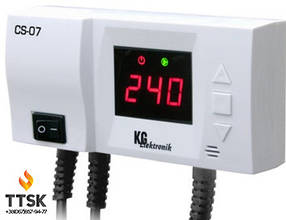 Блок управления KG Elektronik CS - 07