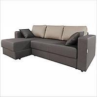 """Спальный угловой диван еврокнижка """"Комби 2"""""""