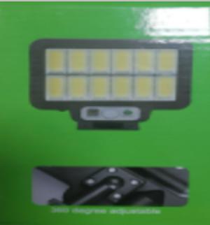 Светильник уличный с датчиком движения на солнечной батарее BL-T90-12COB