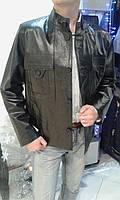 Куртка мужская на пуговицах