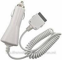Автомобильная зарядка для iPhone 4/3G/3GS