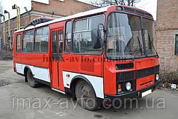 Капитальный ремонт автобусов ПАЗ 3205