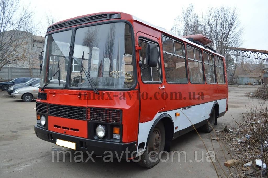 Восстановительный ремонт автобусов ПАЗ 3205