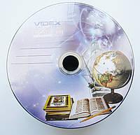 DVD+R Videx, Тетрадка, х16, bulk-50
