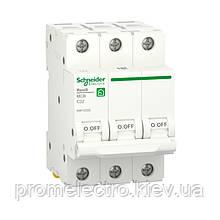 Автоматичний вимикач Schneider RESI9 3P 32A З 6кА (R9F12332)