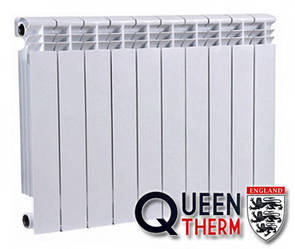 Біметалічний радіатор Queen Therm 500/96 (Англія)