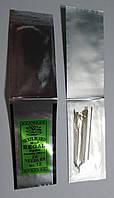Иглы для вышивки бисером №12 (20 шт в упаковке)
