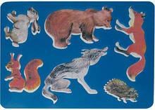 Трафарет №1 Лісові звірі 9с446-08