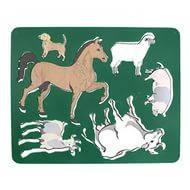 Трафарет №2 Домашние Животные 9с447-08