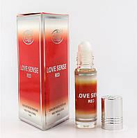 Арабські парфуми Love Sense Red (Лав Сенсі Ред) від LADY CLASSIC