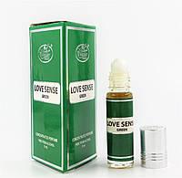 Love Sense Green / Лав сенс Грін від LADY CLASSIC PERFUMES
