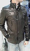 Мужская куртка с резинкой на рукаве