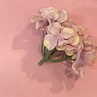Головка гортензії рожева 7 см, фото 2