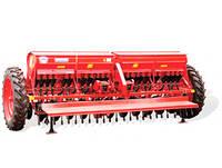 Сеялка зернотуковая с прикатывающими колесами СЗ-3,6 (СРЗ-3,6-02)