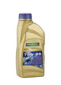 Масло трансмиссионное Ravenol 75W-85 MTF-1 GL-4/GL-5 1л
