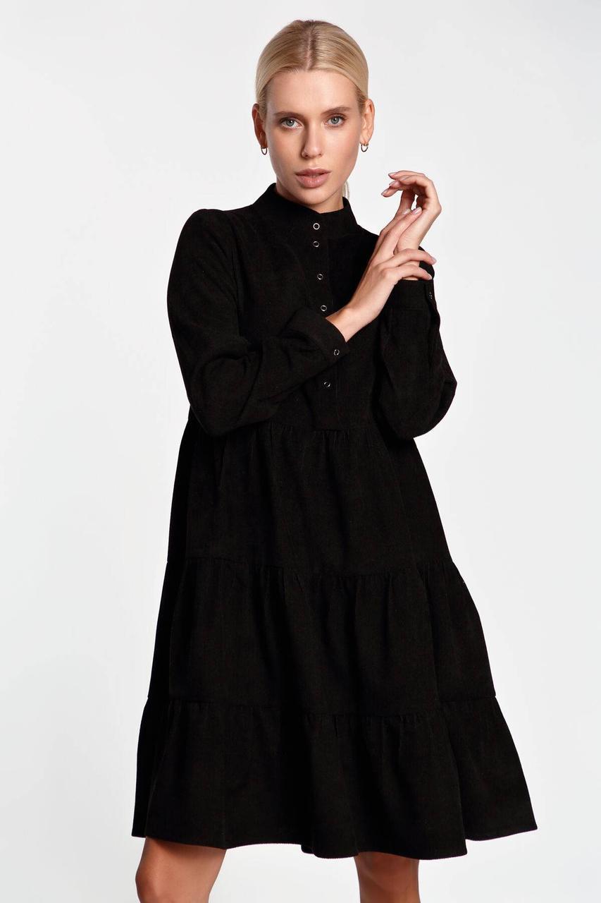 Платье NENKA 3223-c03 S Черный