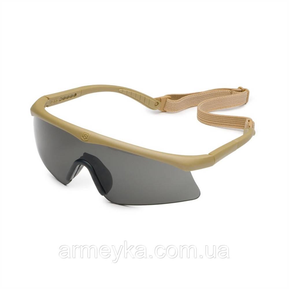 Очки Revision Sawfly sawfly spectacles 4 линзы, оригинал, бу