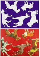 Трафарет №11 Породы собак 10с489-08