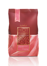 Гранулювання віск для депіляції Роза (Винний) Ital Wax 1 кг.