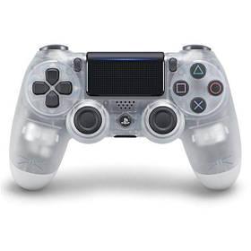 Джойстик Sony DualShock 4 V2 для PS4 Геймпад Беспроводной Серый (прозрачный)