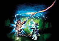 """Игровые фигурки Playmobil """"Охотники за привидениями"""" Игон Спенглер и привидения (9224)"""