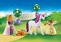 Игровые фигурки Playmobil Принцессы с единорогом (70107)